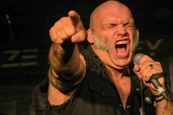 BLAZE BAYLEY (ex – Iron Maiden), TWIN DRAGONS (USA/It) Support: THE AGONY